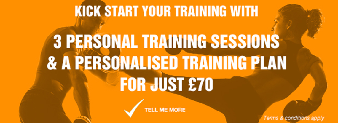 Start Up Personal Training